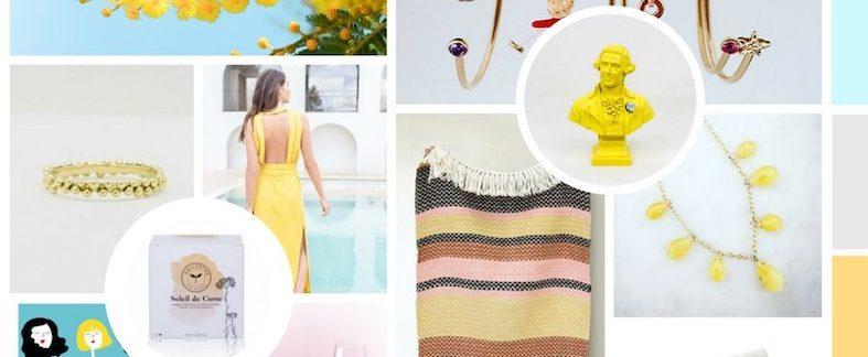 Cover sélection shopping printemps
